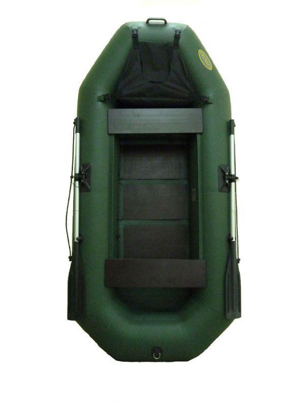надувная лодка пвх стрелка 270 люкс