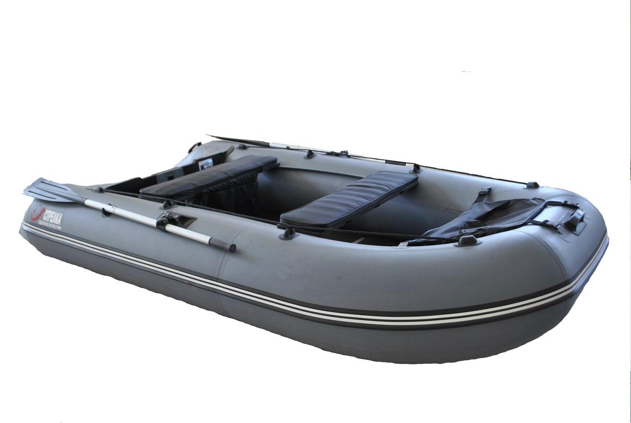 лодка пвх стрелка 270 люкс купить